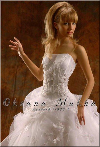 Свадебные платья от мухиной